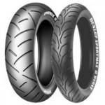 ШИНА Dunlop Sportmax II D204
