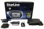 Сигнализации StarLine C9