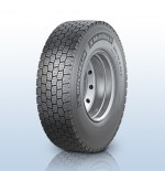 ШИНА Michelin X MultiWay 3D XDE