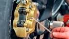 Замена тормозных колодок в ювао